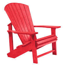 Adirondack Resin Chair (Red) Black Resin Adirondack Chairs Qasynccom Outdoor Fniture Gorgeus Wicker Patio Chair Models With Fish Recycled Plastic Adirondack Chairs Muskoka Tall Lifetime 2pack Poly Adams Mfg Corp Stackable Plastic Stationary With Gracious Living Walmart Canada Rocking