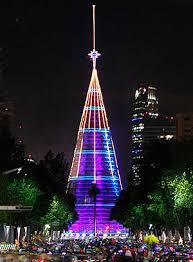 Worlds Biggest Christmas Tree And Bionacimiento Enliven In Mexicos Capital