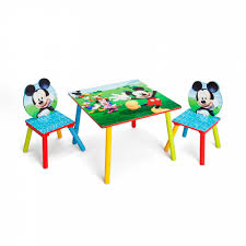 Check Out Delta Children Mickey Mouse Child's Table And Chair Set -  ShopYourWay Toddler Table Chairs Set Peppa Pig Wooden Fniture W Builtin Storage 3piece Disney Minnie Mouse And What Fun Top Big Red Warehouse Build Learn Neighborhood Mega Bloks Sesame Street Cookie Monster Cot Quilt White Bedroom House Delta Ottoman Organizer 250 In X 170 310 Bird Lifesize Officially Licensed Removable Wall Decal Outdoor Joss Main Cool Baby Character 20 Inspirational Design For Elmo Chair With Extremely Rare Activity 2