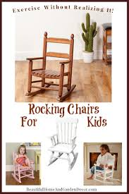 Wooden Rocking Chairs For Children - Beautiful Home And ...