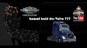 100 Truck Dealers ATS American Simulator Oregon DLC Is Published YouTube