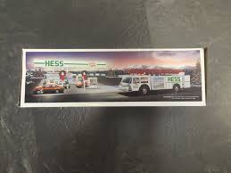 1989 Hess Fire Truck Never Opened Lot Of 6 All In Original Hess Box ... 1989 Hess Toy Fire Truck Bank Dual Sound Siren 1500 Pclick Hess Collection Collectors Weekly Fire Truck 1794586572 Toy Tanker New 1999 Amazoncom With Toys Games Brand In Box Never Touched 1395 Custom Hot Wheels Diecast Cars And Trucks Gas Station Hobbies Vans Find Products Online At Christurch Transport Board Wikipedia Monster Truck Uncyclopedia Fandom Powered By Wikia The Best July 2017 Eastern Iowa Farm Colctables Olo 2
