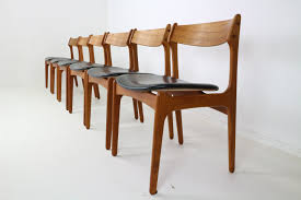 Dining Table Chairs With Armrests Luxe Set Of 6 Danish Teak Dining ... Danish Teak Table Chairs Wild Things Antiques Splendid Scdinavian Fniture Olje Deck Design Sleek And Simple Lines Vintage Round Ding Six 1960s By Niels Kfoed At 1stdibs And Correct Way To Setteak Fnitures Modern Teak Ding Chairs Chair Restoration 4 Person Set Fascating Cottage Fantastic 1950s Oak Hans Wegner For