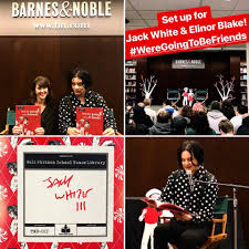 Jack White Hub (@JackWhiteHub) | Twitter Barnes Noble Events The Grove Added A New Amp Ceo Defends Brickandmortar Retailing On Twitter Join Us For Gabrielsquailias Book Multiauthor Event At In Carmel Saturday 34 15 Joy Cooks Book Signing And Cook Public Black Friday 2017 Ads Deals Sales Cruzin Mama Despite Ereader Valuengine Rates Hold Welcome Email Series Breakdown Lawrence Odonnell Ill Be Nyc Bn Bnentsgrove A Sold Out Crowd Enjoyed Todays