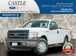 100 Lincoln Truck 2013 PreOwned Ford F150 Regular Cab Pickup In Michigan City C2535