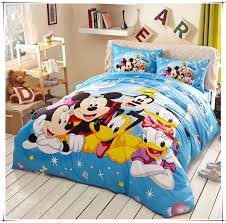 mickey mouse bedroom set cutest mickey mouse bedding for kids and