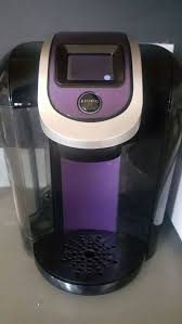 Purple KEURIG Coffee Maker For Sale In Wilmington MA