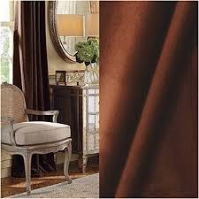 de gardinen wohnzimmer hohe shading velvet blackout