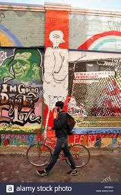 clarion alley murals stock photos clarion alley murals stock