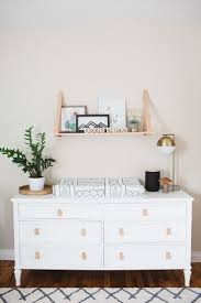 Hemnes 3 Drawer Dresser As Changing Table by Bedroom Charming Changing Table Dresser For Nursery Furniture
