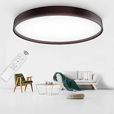 anten modern led deckenleuchte wohnzimmer dimmbar mit