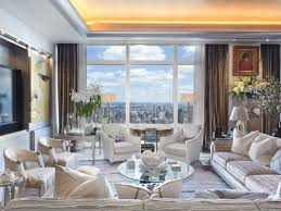 100 Luxury Penthouse Nyc New York In The Time Warner Center Estate