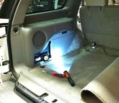 Car Audio Tips Tricks And How To's : 2000-2006 Chevy Tahoe Factory ... How To Choose The Best Home Theater Speakers Amazoncom Roadpro Rpsp15 Universal Cb Extension Speaker With Raptor Wireless Waterresistant Rugged Truck Styling Woofers Tweeters Crossovers Uerstanding Loudspeakers Add Extra Car Speakers A Car Works Audio Tips Tricks And Tos 02006 Chevy Tahoe Factory Part 1 200713 Gm Front Install Silverado Jbl Shop For Your Semi How Take Off Back Door Panel Of 9903 Chevy Silverado Ext
