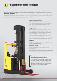 Hyster Reach Truck Brochure Hss Reach Trucks For Every Occasion And Application Cat Standon Truck Nrs9ca United Equipment Reach Truck 2030 Ton Pt Kharisma Esa Unggul Pantograph Double Deep Nr23 Forklift Hire Linde Series 1120 R14r20 Electric 15t 18t 5series Doosan Forklifts Raymond Stand Up Doubledeep Narrow Aisles Rd 5700 Reach Truck Electric Handling Ritm Industryritm Industry Trucks China Manup Bt Vce 150a Year 2012 Serial Number