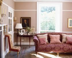 wohnzimmer in altrosa mit sofa bild kaufen 11215531