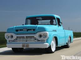 1960 Ford F100 Truck Series - Review, Specs, & Pictures Collection HD Why Nows The Time To Invest In A Vintage Ford Pickup Truck Bloomberg 1960 F100 Classics For Sale On Autotrader This Sema Build Will Make You Say What Budget Wheels Pinterest Trucks And Classic Ranchero Red Motormax 79321acr 124 F1 Street Legens Hot Rods The Show 2016 Youtube Ford 12 Ton Short Bed 460 Big Block Power C6 Frankenford With Caterpillar Diesel Engine Swap Classiccarscom Cc708566 To 1970 Trucks For Best Resource Nice Lowered Stance Satin Black Paint Job