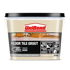 unibond 1535346 wood floor tile adhesive and grout grey