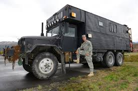 100 Army 5 Ton Truck Mechanic Builds Monster RV On Military Surplus Chassis Joint