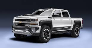Chevrolet Silverado - Air Design USA - The Ultimate Accessories ...
