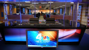 WNBC TV Broadcast Set Design Gallery