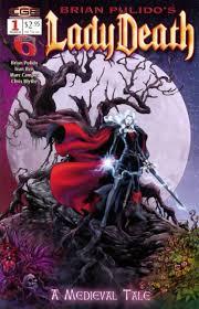 Brian Pulidos Lady Death A Medieval Tale