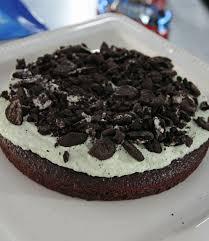 Jo and Sue Grasshopper Oreo Cake