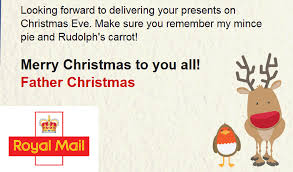Royal Mail Letter To Santa Where To Take Our Children