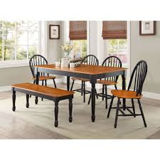 Better Homes And Gardens Autumn Lane Windsor Chairs, Set Of 2, Black ... Chic Scdinavian Decor Ideas You Have To See Overstockcom Liberty Fniture Ding Room 7 Piece Rectangular Table Set 121dr Round Dinette Sets Large Engles Mattress And Mattrses Bedroom Living Tasures Retractable Leg In Oak Cheap Windsor Wood Chairs Find Deals On Line At 5 Island Pub Back Counter By Modern Farmhouse Shop The Home Depot Kitchen Arhaus Portland City Liquidators 15 Inexpensive That Dont Look Driven Fancy Shack Reveal