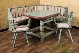 voglauer landhaus garnitur essgruppe eckbank tisch stühle