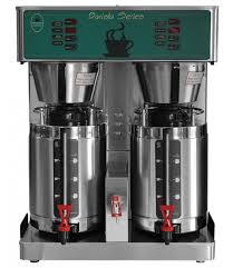 Newco CBD 15 Dual Commercial Barista Coffee Brewer 701238