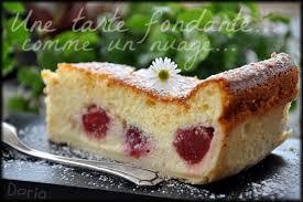 tarte au fromage blanc ricotta et aux fraises la cuisine de doria