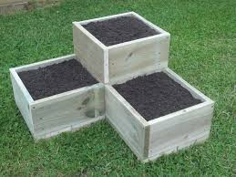 Outdoor & Patio: Greenland Gardener Raised Bed Garden Kit | Raised ... Backyards Stupendous Backyard Planter Box Ideas Herb Diy Vegetable Garden Raised Bed Wooden With Soil Mix Design With Solarization For Square Foot Wood White Fabric Covers Creative Diy Vertical Fence Mounted Boxes Using Container For Small 25 Trending Garden Ideas On Pinterest Box Recycled Full Size Of Exterior Enchanting Front Yard Landscape Erossing Simple Custom Beds Rabbit Best Cinder Blocks Block Building