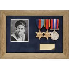 Photo Military Medal Display Frames