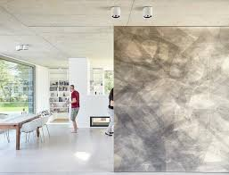barfußboden in betongrau bild 3 schöner wohnen
