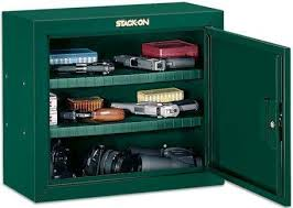 Stack On Tactical Steel Gun Security Cabinet by Stack On Gcg 900 Steel Pistol Ammo Cabinet Green 47 42 Free