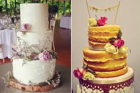Rustic Wedding Cakes Ireland