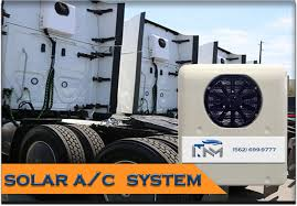100 Ac Truck Parts ITMECO One Stop Shop For All Your Trucking Needs Solar APU Provider