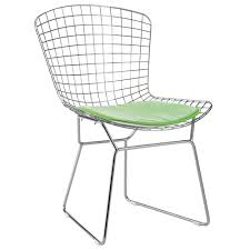 Wire Dining Chair W/ Green Cushion By Zuo   Eurway White Wire Diamond Ding Chair Fmi1157white The Home Depot Shop Poly And Bark Padget Eiffel Leg Set Of 2 Bottega Tower Ding Chair By Sohoconcept Luxemoderndesigncom Commercial Gold Leaf Shape Metal Chairgold Color Bellmont Bertoia Of Rose Harry Oster Black Project 62 In 2019 4 Wire Ding Chairs Black With Cushion 831 W Green Cushion Zuo Eurway Holly Reviews Joss Main Hashtag Bourquin Wayfair Simple Hollow For Living Room