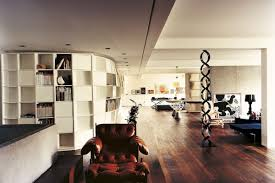 100 Sexy Living Rooms Renovated Bachelor Pad Oozes Eccentric Minimalism Curbed