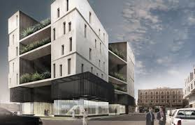 100 Belsize Architects Office Building In Dhahran