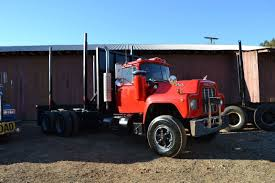 100 Used Log Trucks For Sale 1984 Mack R Model Tandem Axle Truck Vehicles