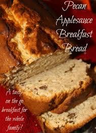 Skinnytaste Pumpkin Bread by For The Love Of Food Pecan Applesauce Breakfast Bread