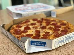 New Domino's Deal: Large 2-Topping Pizzas Just $5.99 Each! 7 Dominos Pizza Hacks You Need In Your Life 2 Pizzas For 599 Bed Step Pizzaexpress Deals 2for1 30 Off More Uk Oct 2019 Get Free Pizza Rewards Points By Submitting Pics Meatzza Feast Food Review Season 3 Episode 29 Canada Offers 1 Medium Topping For Domino Lunch Deal Online Vouchers