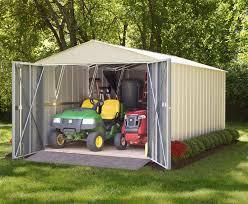Yardsaver Shed Floor Kit by Arrow Commander Storage Shed Seies Up1012 10 U0027 X 20 U0027