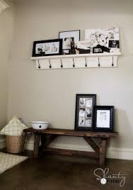 Free Indoor Wood Bench Plans by Best 25 Entryway Bench Ideas On Pinterest Entry Bench Entryway