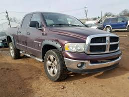 100 53 Dodge Truck 2004 Ram 1500 S 57L 8 In NJ Somerville 1D7HU18D84S655883