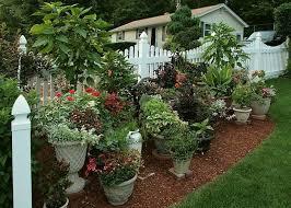 Cool Flower Pots Container Garden Ideas container gardening