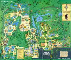 Inspirational Busch Gardens Map