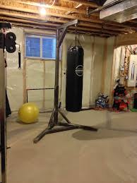 Punching Bag Ceiling Mount by Fabrication Of Signs Logos Displays Art Piggy Banks Stands