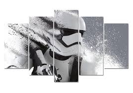 Star Wars Room Decor by Amazon Com Lmptart Tm 60x32inches Print Stormtrooper Star Wars